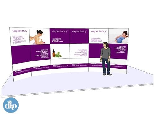 expectancy exhibition board design sevenoaks