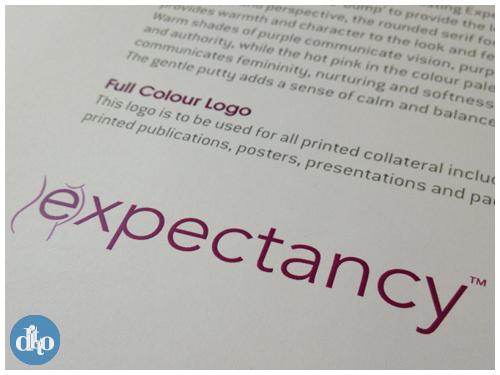 expectancy logo design sevenoaks