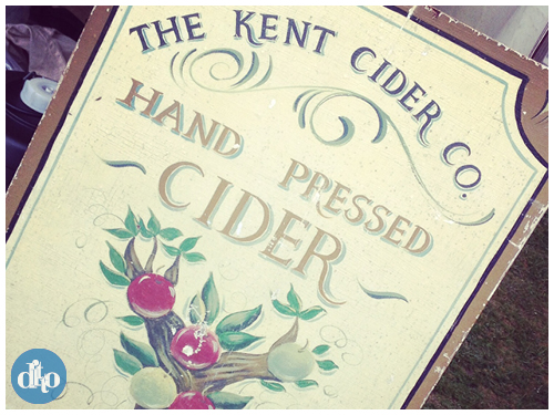 kentish cider, sevenoaks food fair