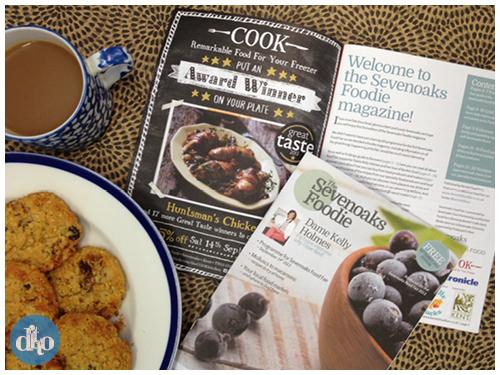 Sevenoaks Food Festival, dame kelly holmes, foodie magazine, ditto sevenoaks