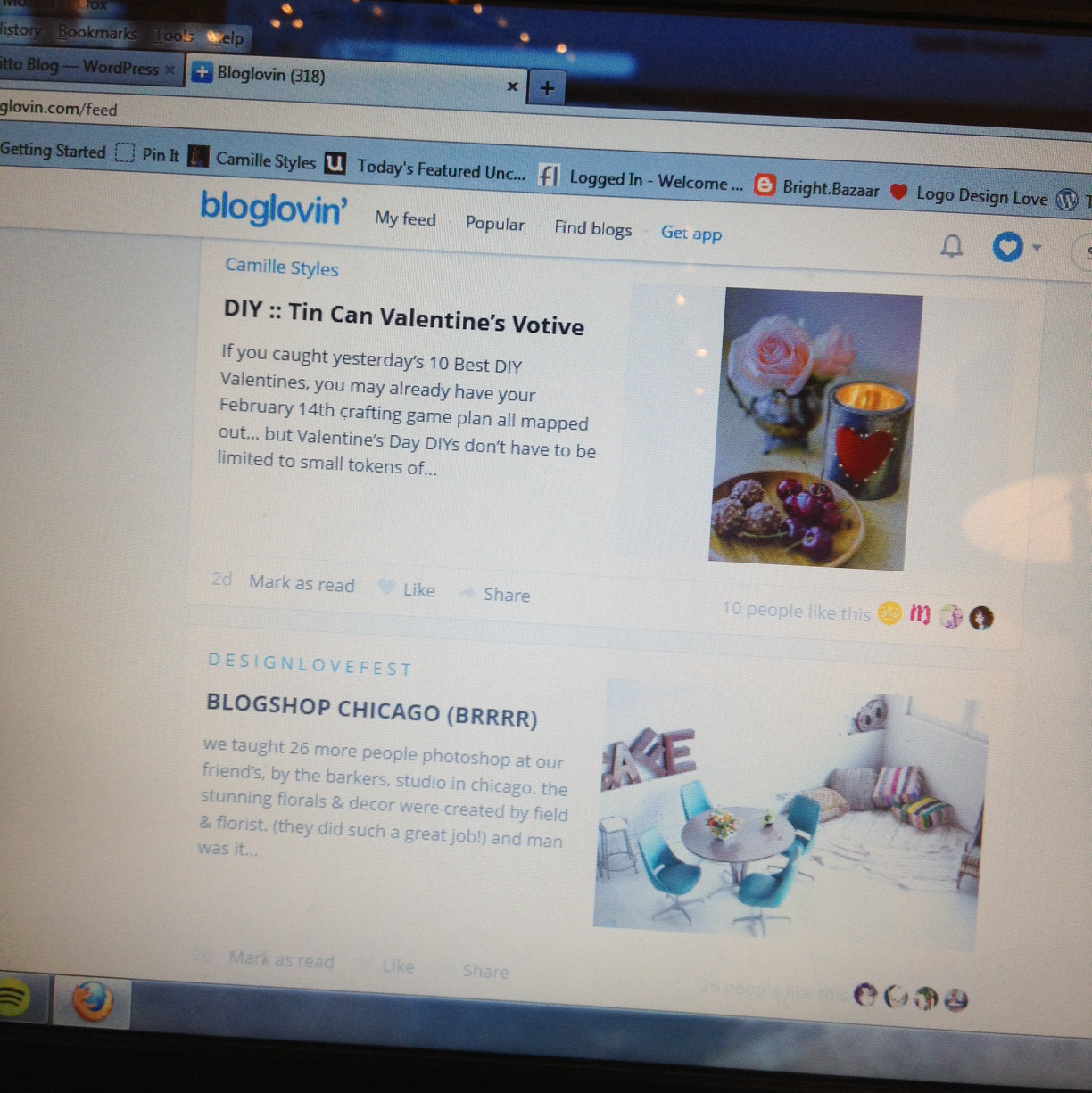 bloglovin best free blogging tool