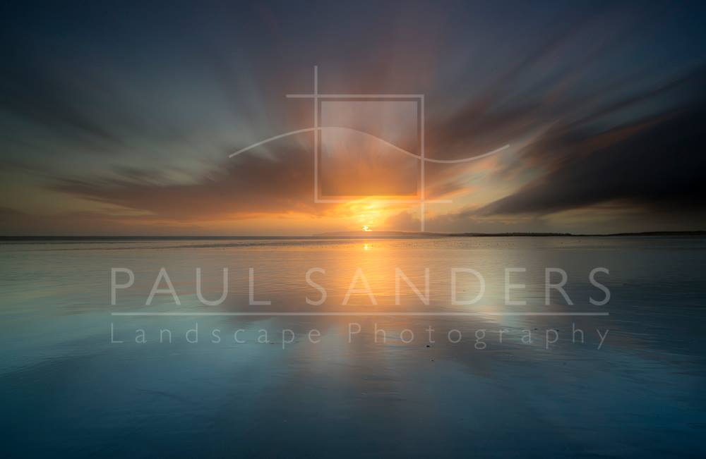 Paul Sanders landscape photographer Cambersands