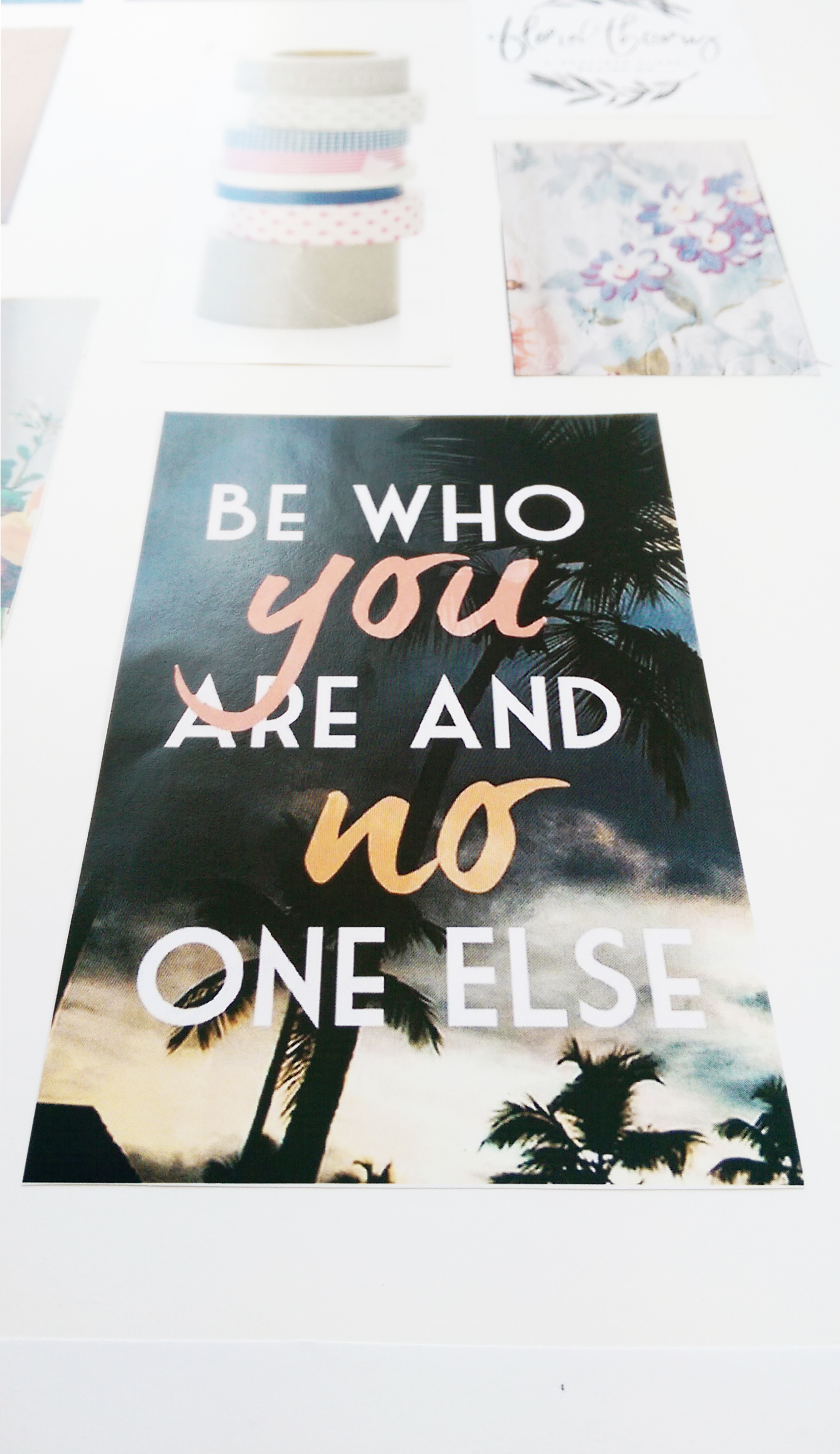 Brand personality - be who you are and no-one else - brand design, Sevenoaks, Kent