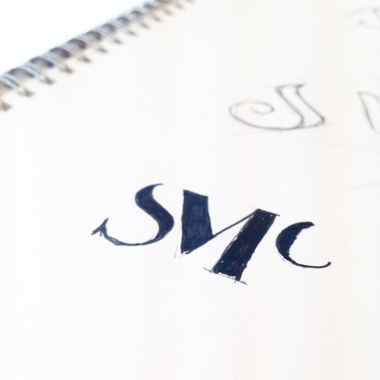 Stuart McMahon sketches