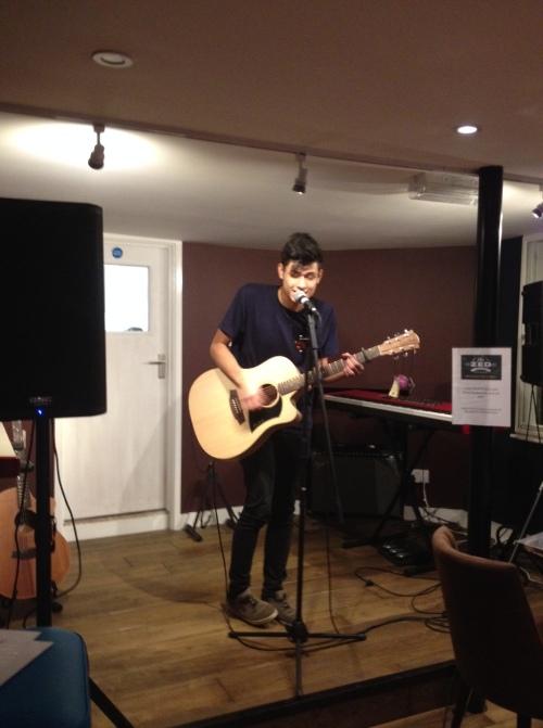 Zed Music Cafe Sevenoaks