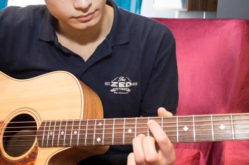 Zed Music Cafe Sevenoaks, branding by Ditto Brand Stylists