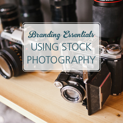 Branding essentials: Using stock photography
